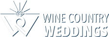 Wine Country Weddings Logo